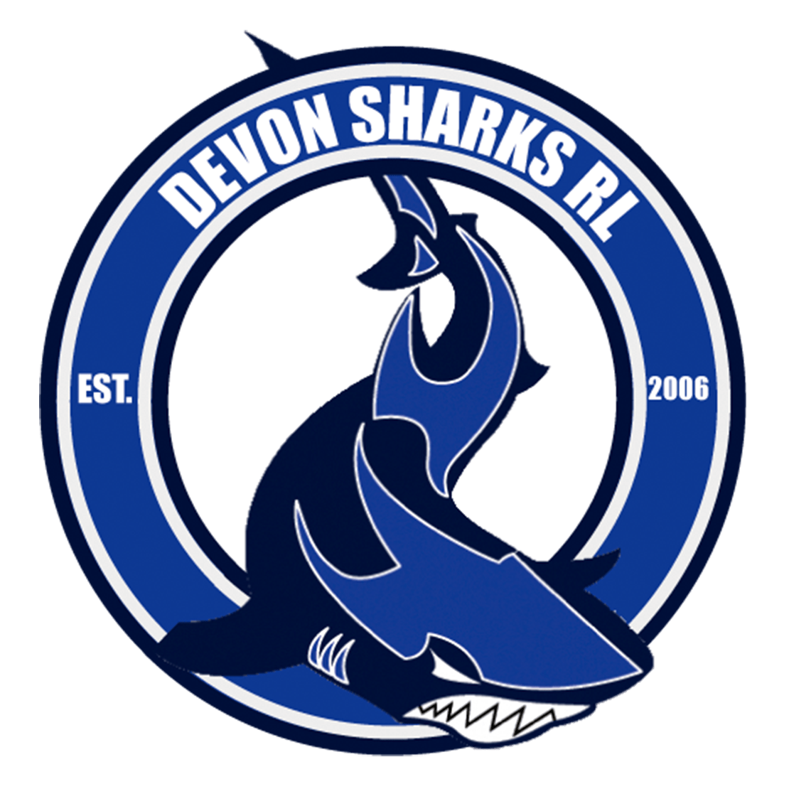 devon sharks web logo